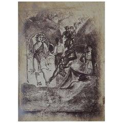 Thomas H. Dyer, Fresco of Bacchus and Ariadne, 1867