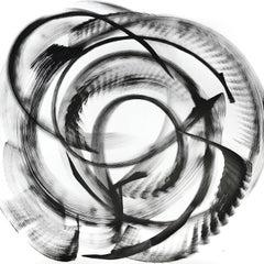 Zeta Boötis - Black and White Painting