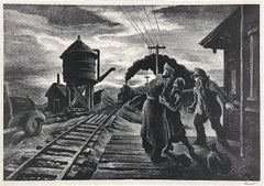 Morning Train (Soldier's Farewell)