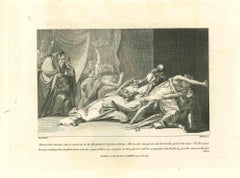 The Scene In The Hospital Of S.Spirito in Rome by Thomas Holloway - 1810