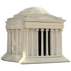 Thomas Jefferson Memorial Cigar Humidor by American Heritage Collection