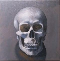 Still Life, (Skull center)