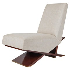 Thomas Pheasant, Equipoise, Contemporary Lounge Chair, United, 2020