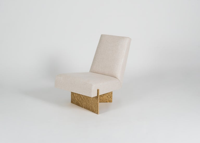 Thomas Pheasant, Origami, Lounge Chair, United, 2015 For Sale 4