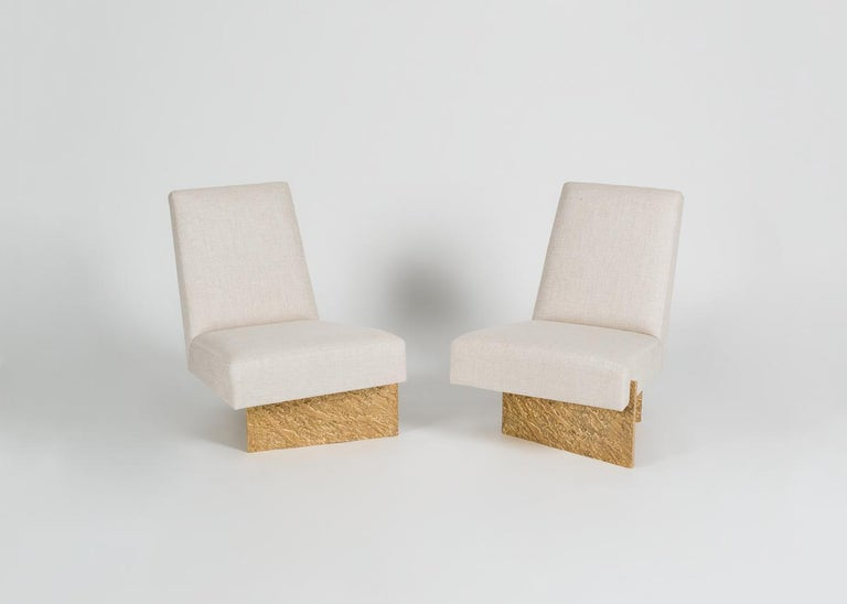 American Thomas Pheasant, Origami, Lounge Chair, United, 2015 For Sale