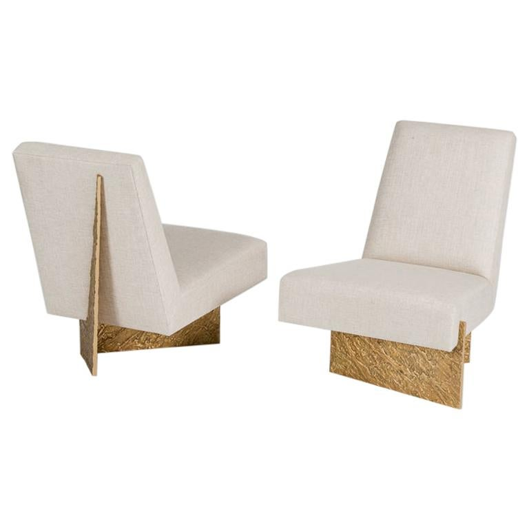 Thomas Pheasant, Origami, Lounge Chair, United, 2015 For Sale