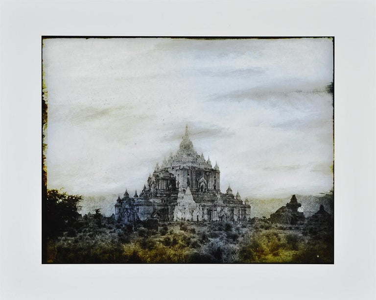 THOMAS RUFF: Tripe 08 - 21st Century, Modern, Landscape Photography For Sale 1