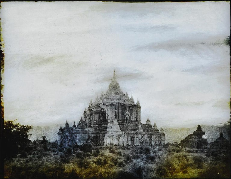 Tripe 08 - Pugahm Myo. Thapinyu Pagoda Date of creation: 2018 Medium: Inkjet Media: Rag Photographique Paper Edition: 50 + 5 A.P. Size: 40 x 50 cm Observations: Photograph printed by Grieger, Dusseldorf, on high quality Rag Photographique Paper.