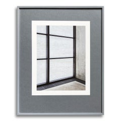Wall Detail, James Simon Galerie, Contemporary Photography, Architecture