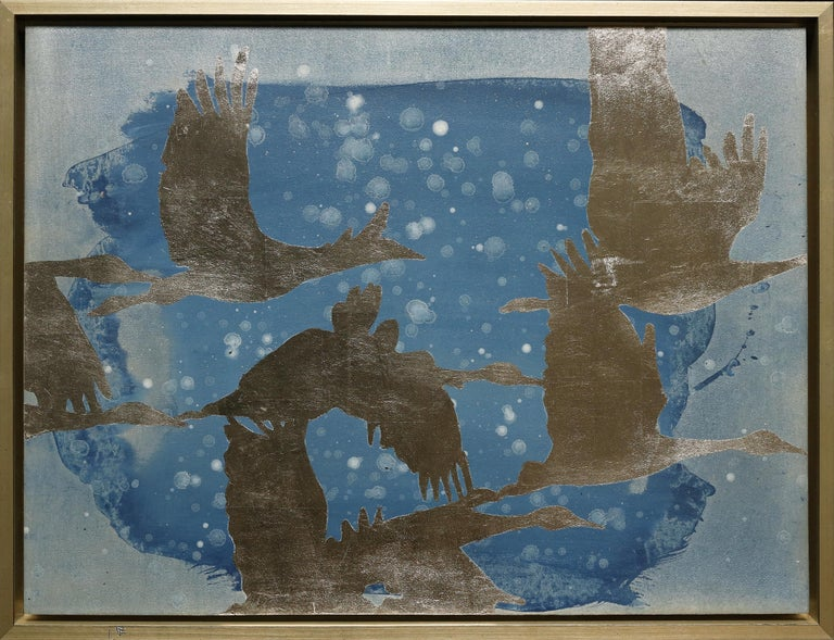 Thomas Swanston Animal Painting - Fullness