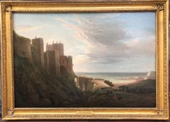 A Breathtaking View of Dover Harbour from Dover Castle