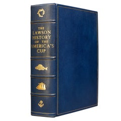 Thompson,W.M. & Lawson, Thomas W. The History Of The America's Cup