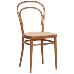 Thonet 214 Wood Chair Brown