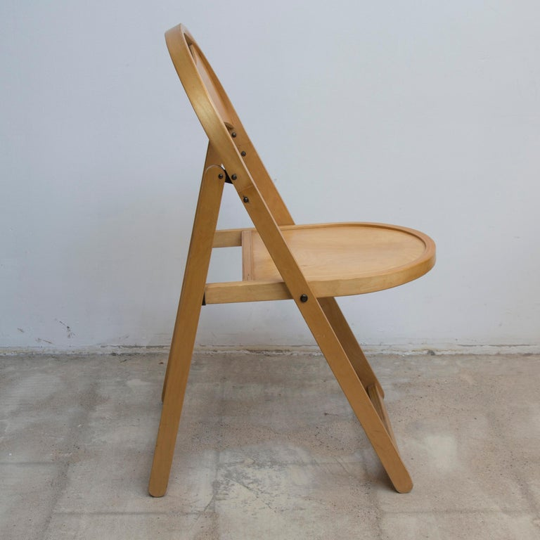 Two Tric Chairs by Castiglioni, Italy, 1970s For Sale 2