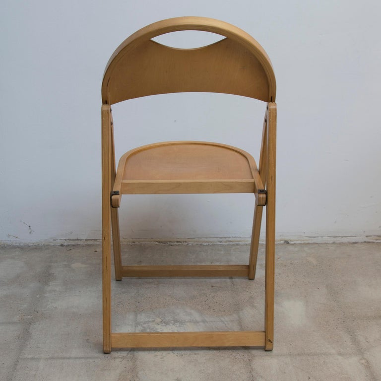 Two Tric Chairs by Castiglioni, Italy, 1970s For Sale 3
