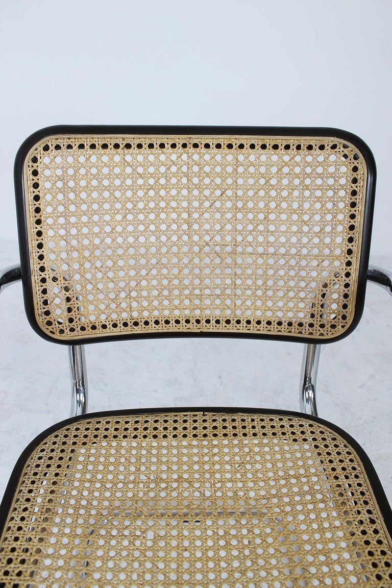 Thonet Cantilever Armchair Model B64 by Marcel Breuer, 1927 For Sale 1