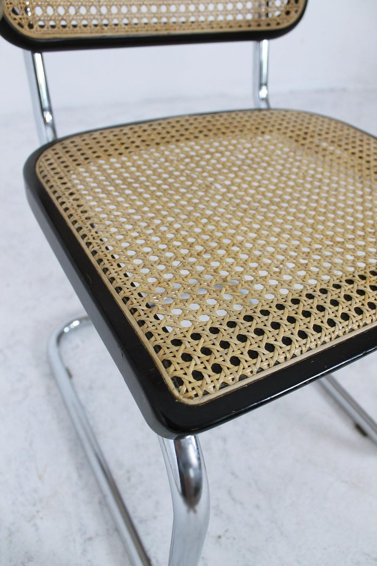 Thonet Cantilever Armchair Model B64 by Marcel Breuer, 1927 For Sale 2