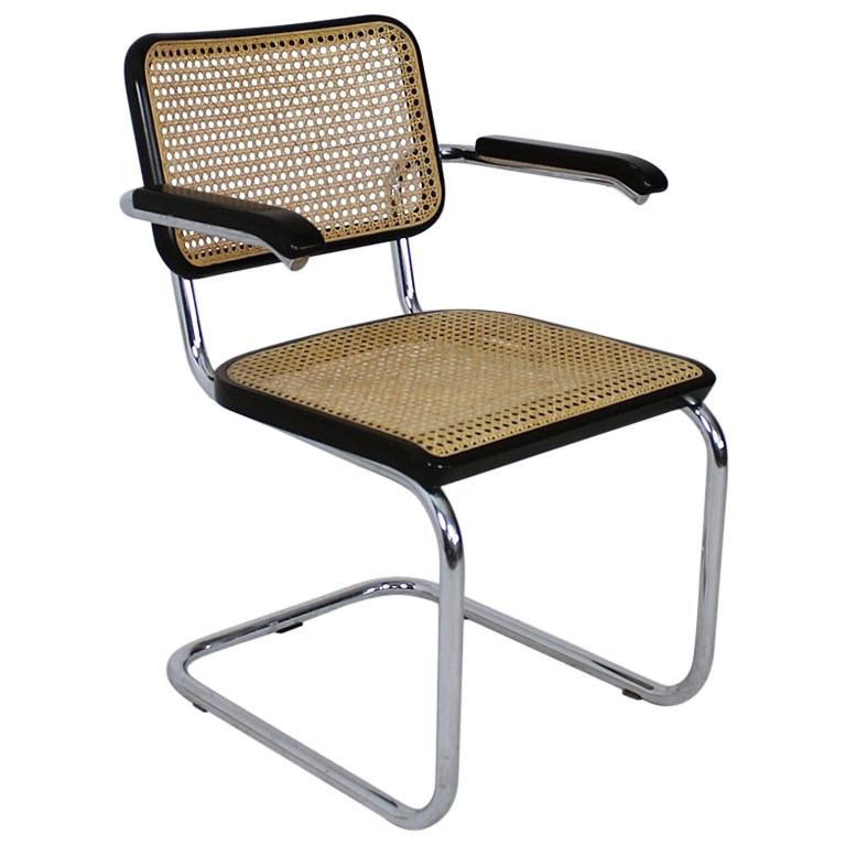 Thonet Cantilever Armchair Model B64 by Marcel Breuer, 1927 For Sale