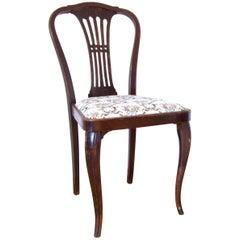 Thonet Chair Nr.613, Gustav Siegel, circa 1930