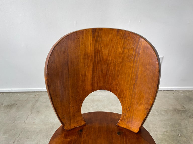 Thonet Dining Chairs For Sale 4