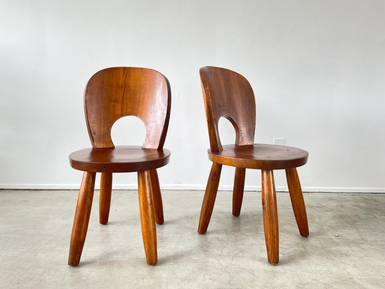 French Thonet Dining Chairs For Sale