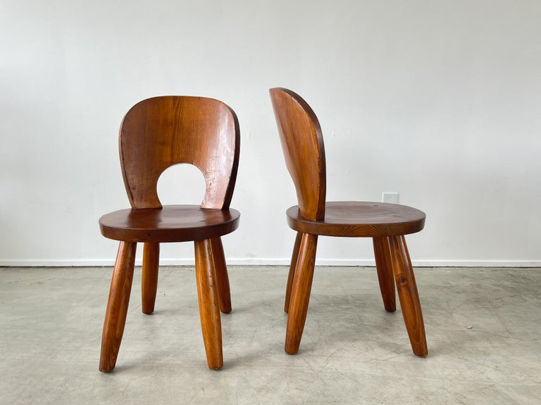Mid-20th Century Thonet Dining Chairs