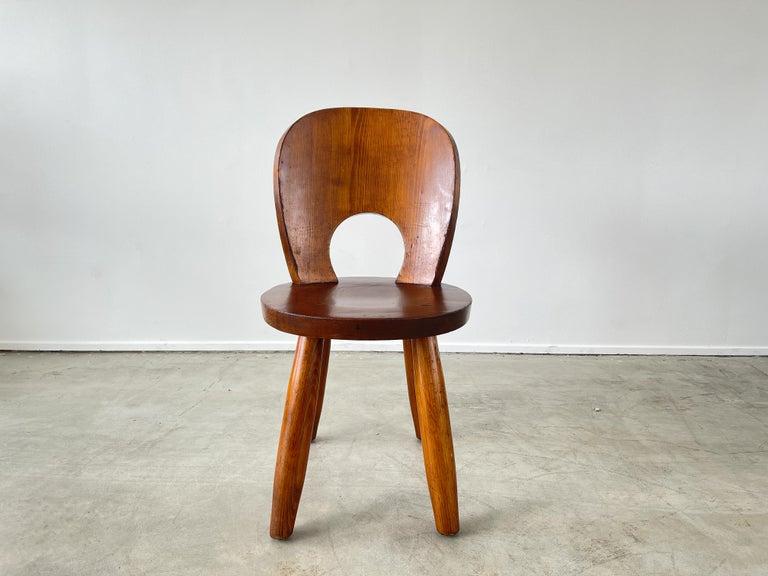 Fir Thonet Dining Chairs