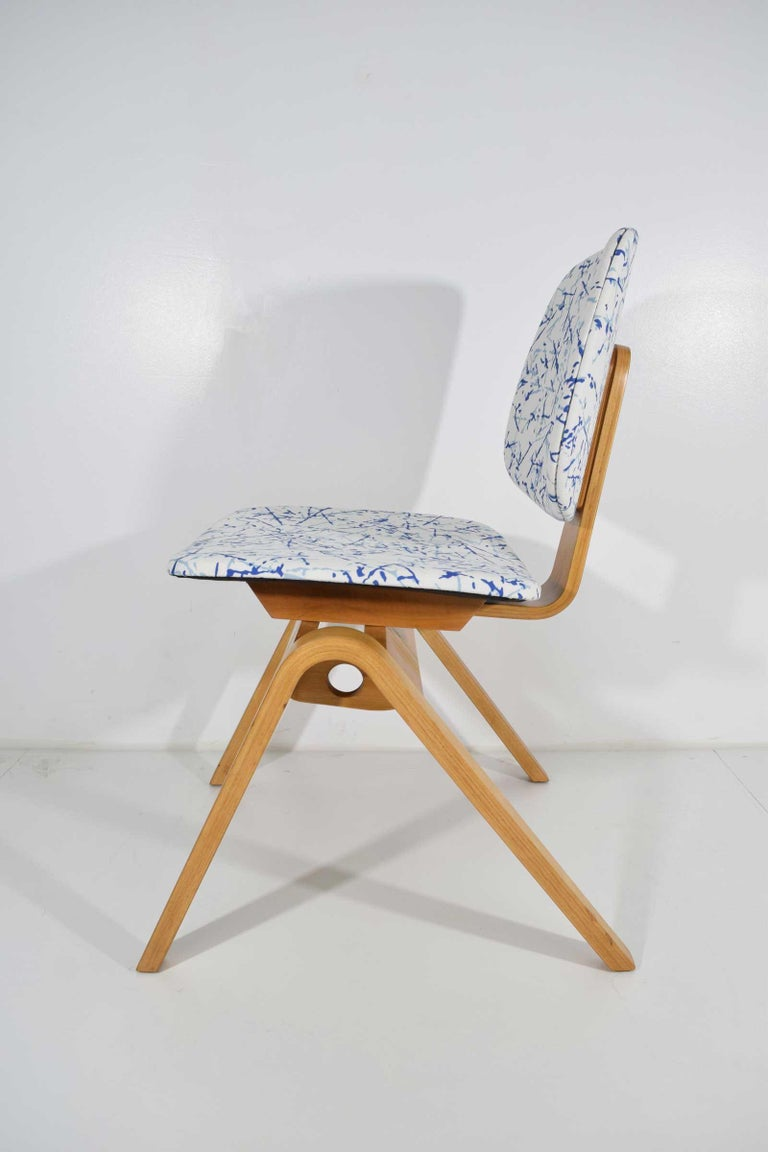 20th Century Thonet Dining Chairs, Set of 12 For Sale