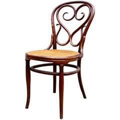 Thonet No.4 Iconic Bentwood Side Chair