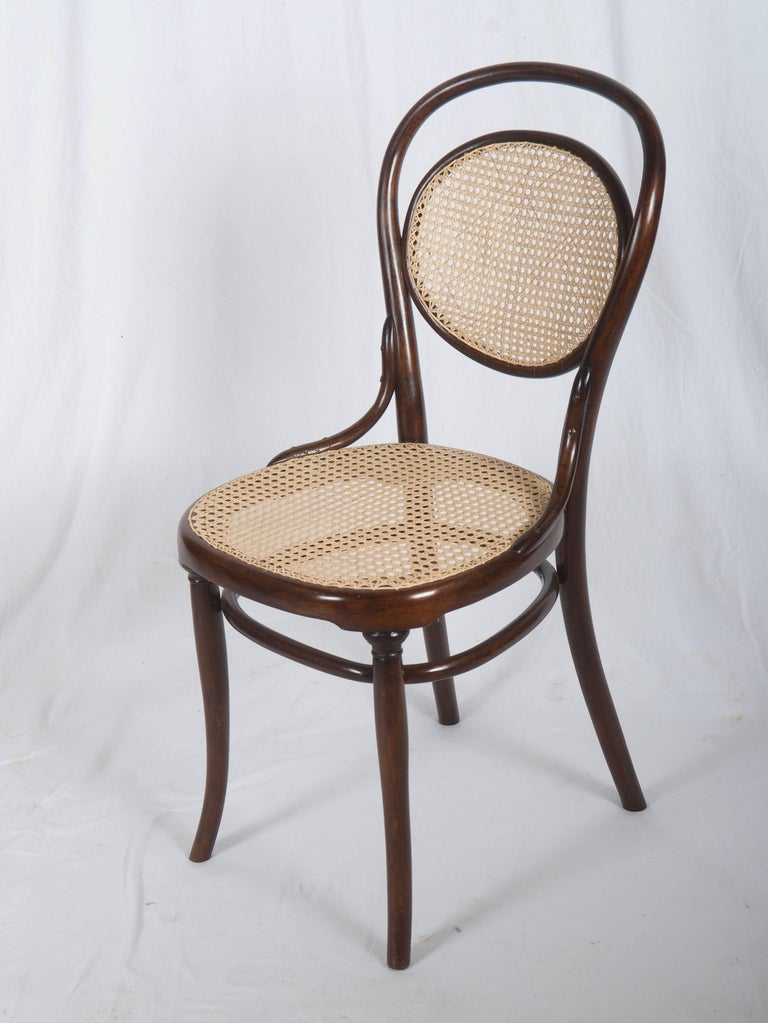 Austrian Thonet Nr. 11 Chair For Sale