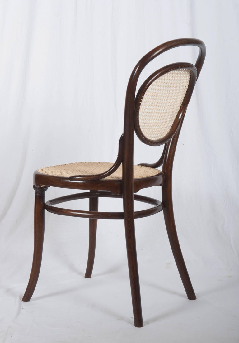 Thonet Nr. 11 Chair In Excellent Condition For Sale In Vienna, AT