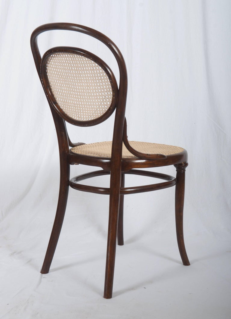 Beech Thonet Nr. 11 Chair For Sale