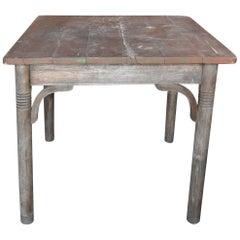 Thonet rustic table, circa 1920