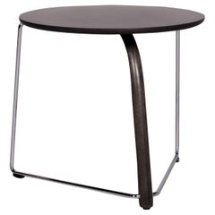 Thonet S325 Wood Coffee Table Brown Table