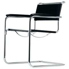 Thonet S34 Cantilever Armchair
