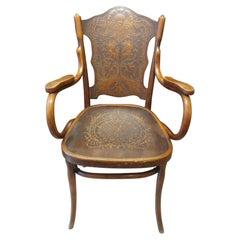 Thonet Seat by Jakob Et Josef Kohn Wien