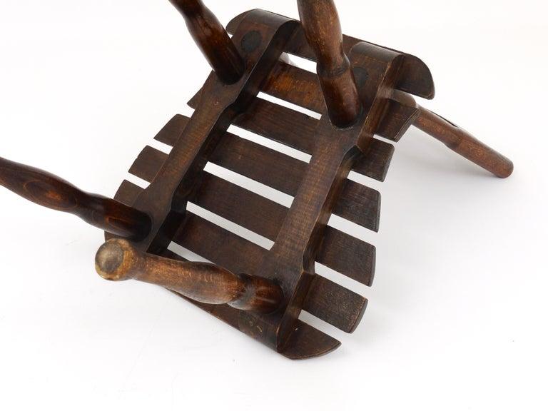 Thonet Vienna Wooden Childrens Chair, Austria, 1900s For Sale 8