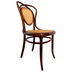Thonet Wien Art Nouveau chair, 19th century