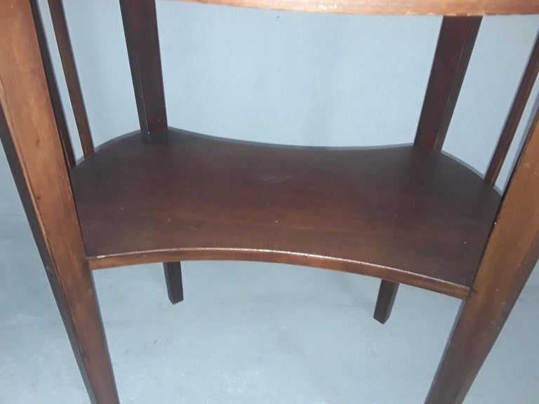 Thonet Wien Table In Good Condition For Sale In Oldebroek, NL