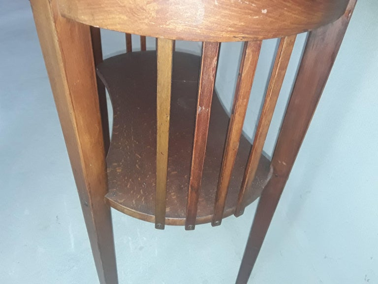 Early 20th Century Thonet Wien Table For Sale