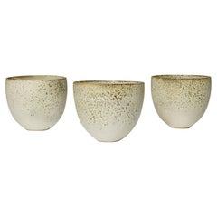 Three Aage and Kasper Würtz Vases