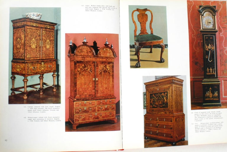 Three Centuries of Furniture in Color, by H.D. Molesworth, 1st Edition For Sale 4
