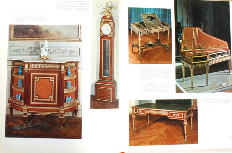 Three Centuries of Furniture in Color, by H.D. Molesworth, 1st Edition For Sale 11
