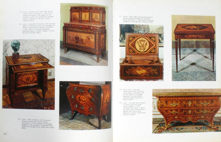 Three Centuries of Furniture in Color, by H.D. Molesworth, 1st Edition For Sale 13