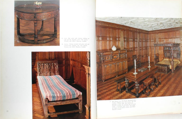 Three Centuries of Furniture in Color, by H.D. Molesworth, 1st Edition In Good Condition For Sale In Kinderhook, NY
