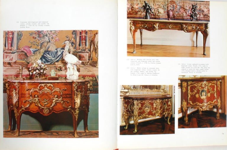 Three Centuries of Furniture in Color, by H.D. Molesworth, 1st Edition For Sale 2