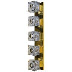 Three Cube Sconces / Flush Mounts by Fabio Ltd.