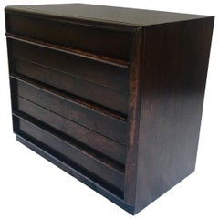 Three-Drawer Dresser T.H. Robsjohn-Gibbings for Widdicomb, 1950s