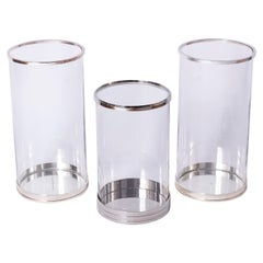 Three Hurricane Candle Stands
