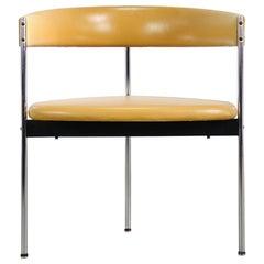 Three-Legged Chair Design Dieter Waeckerlin for Idealheim